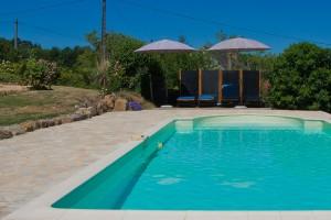 vakantiehuis dordogne met verwarmd zwembad privé