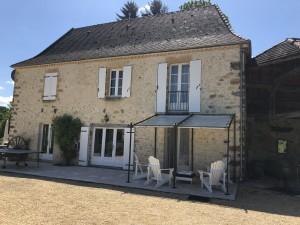 vakantie Dordogne mei 2018