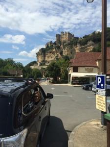 beynac kasteel 15 minuten