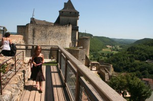 vakantie dordogne Castelnaud 20 minuten rijden